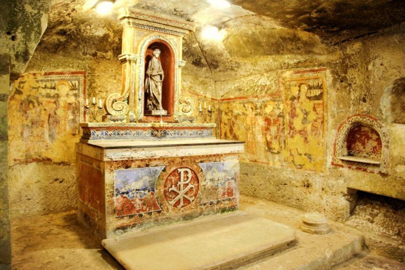 Cripta Sant'Agata a Rabat