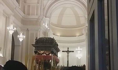 Il Fercolo Dentro Sant'agata La Vetere