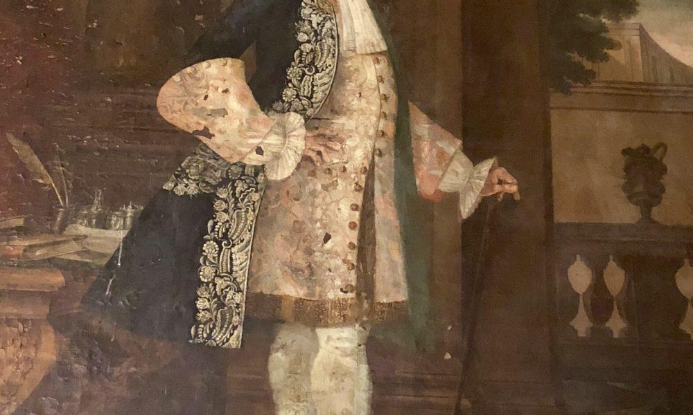 Ignazio Paterno Principe Di Biscari