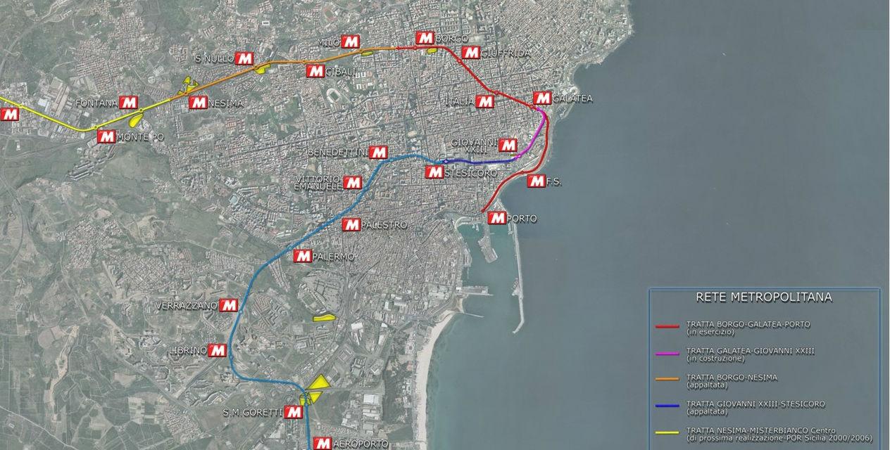 Metro Catania