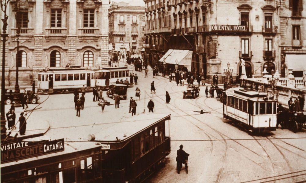 Tram A Catania