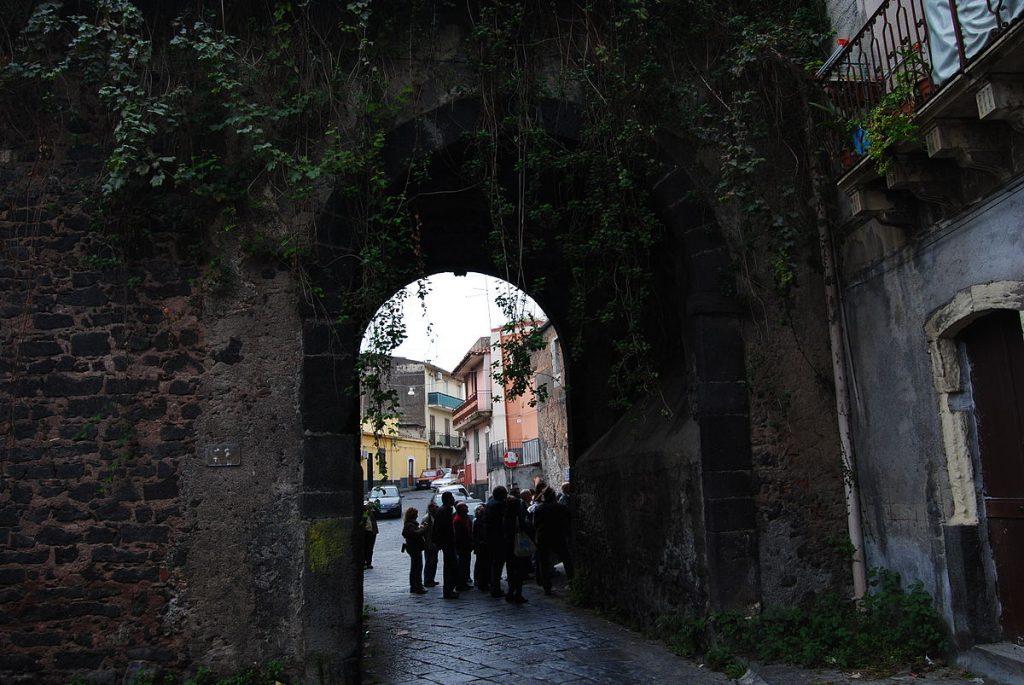Porte di Catania: Porta Del Fortino Vecchio