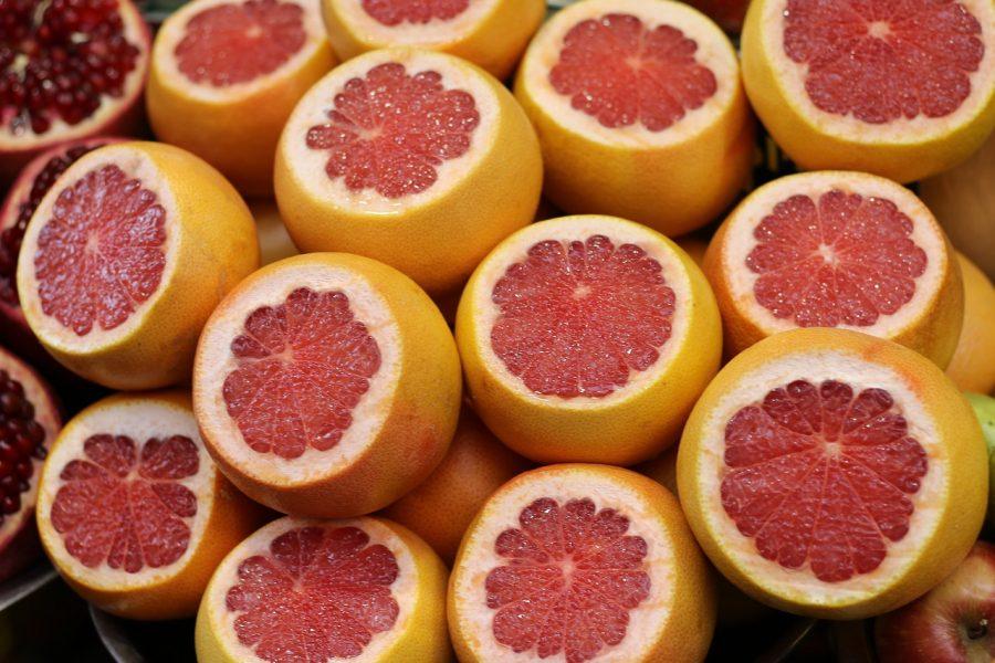Arance rosse siciliane.