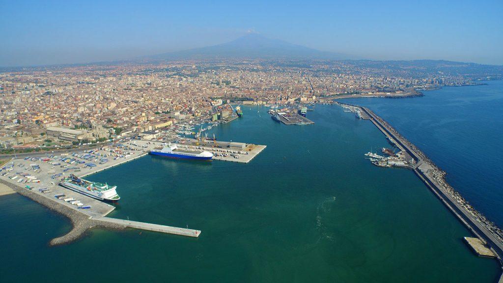 Turismo a Catania, porto