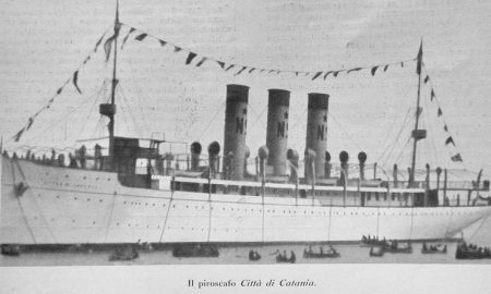 Finiu a tri tubi, Città di Catania