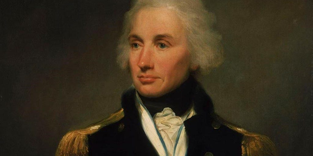 Vice Admiral Horatio Nelson 1758 1805 1st Viscount Nelson