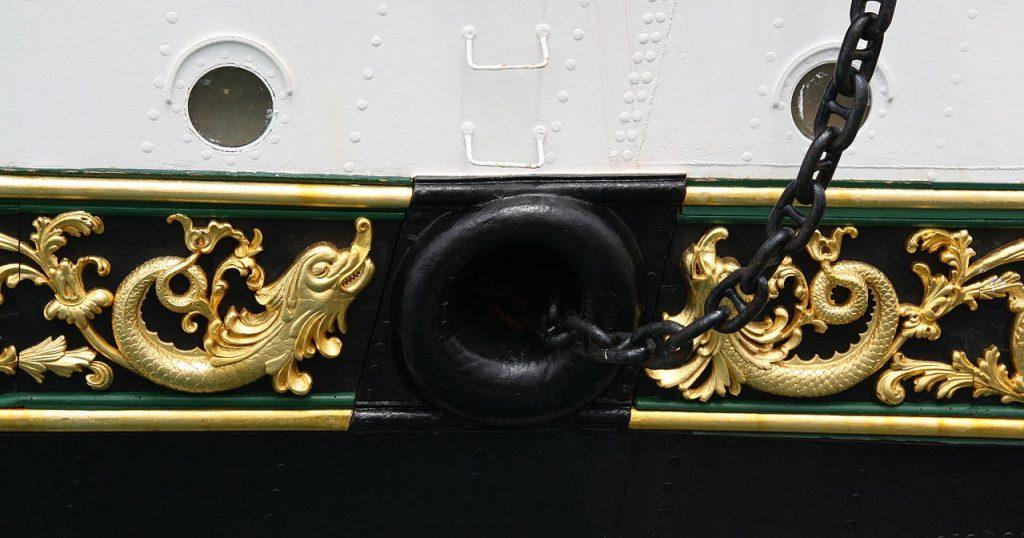 Amerigo Vespucci a Catania, la nave più bella del mondo