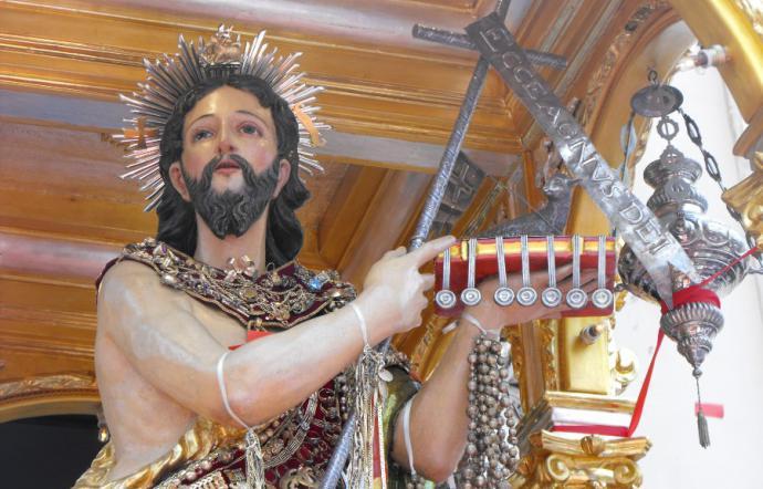 San Giovanni il Battista è uno dei santi più amati e celebrati nel mondo. A Catania feste particolari in suo onore si svolgono a San Giovanni Galermo, Acicastello e Acitrezza.
