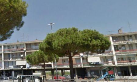 Quartiere Zia Lisa a Catania. Fonte foto: Live Sicilia Catania