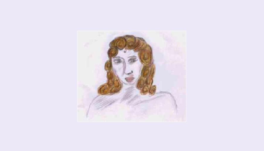 Zza Lisa disegnata dai bambini della scuola Angelo Musco di Catania