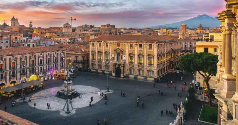 "Destination Catania: ""The best of Sicily in one City"""