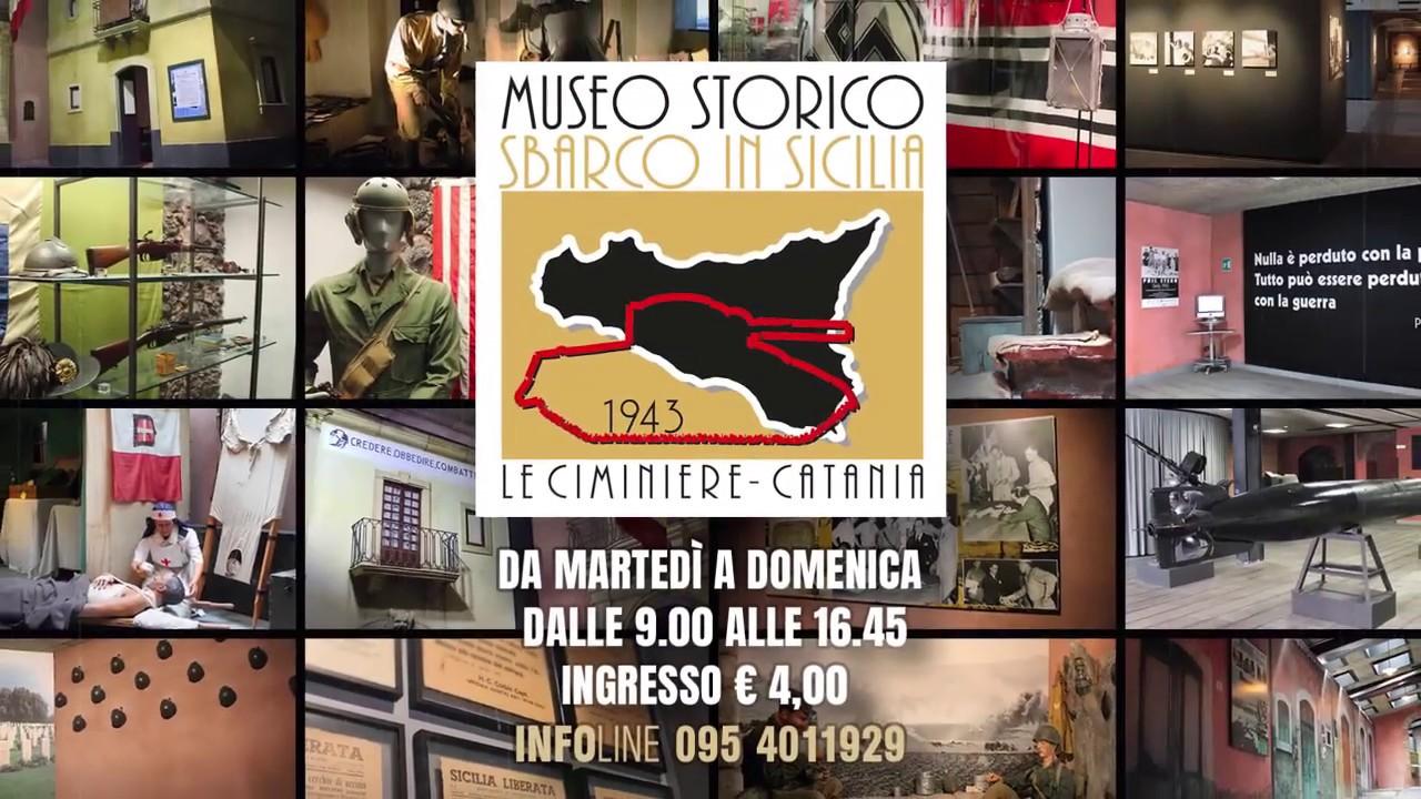 Museo sbarco Sicilia