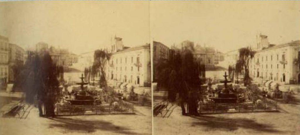 Fontana Sculapasta, Catania scomparsa