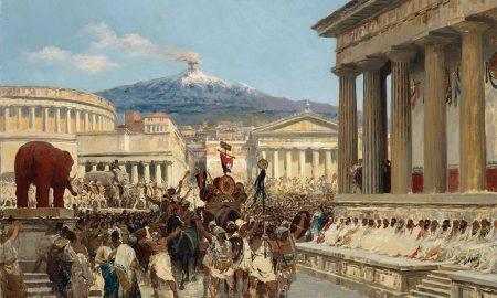 Trionfo dei catanesi sui libici, Giuseppe Sciuti