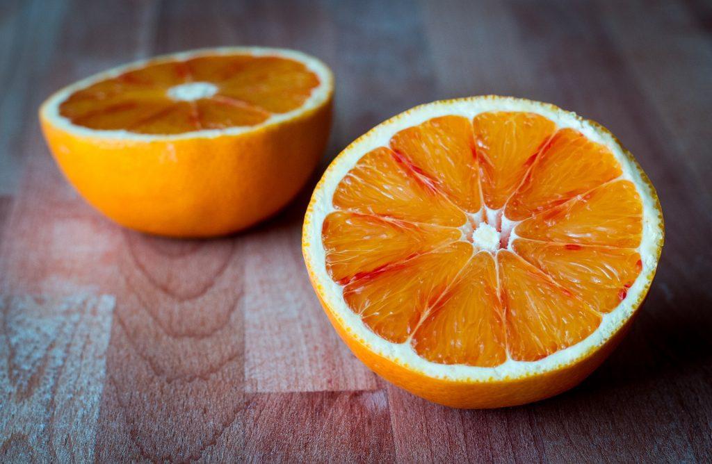 Arancia rossa di Sicilia, tripudio di benessere