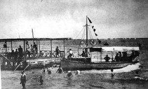 Vaporetto della Playa, Lucio Sciacca