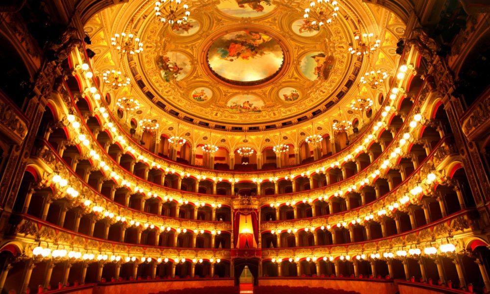 Teatro Massimo Bellini a Catania