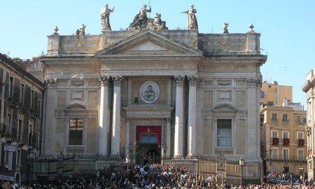Ingresso chiesa di San Biagio