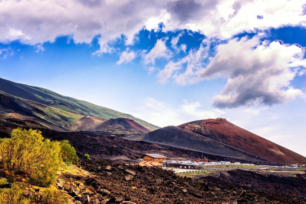 Vini dell'Etna, il vulcano