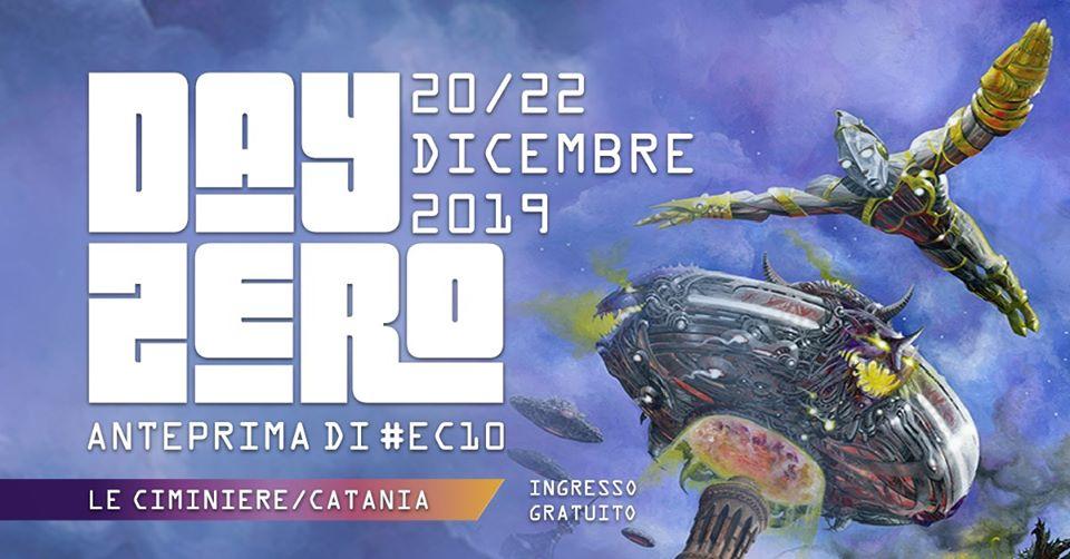 Day Zero Etna Comics 2020