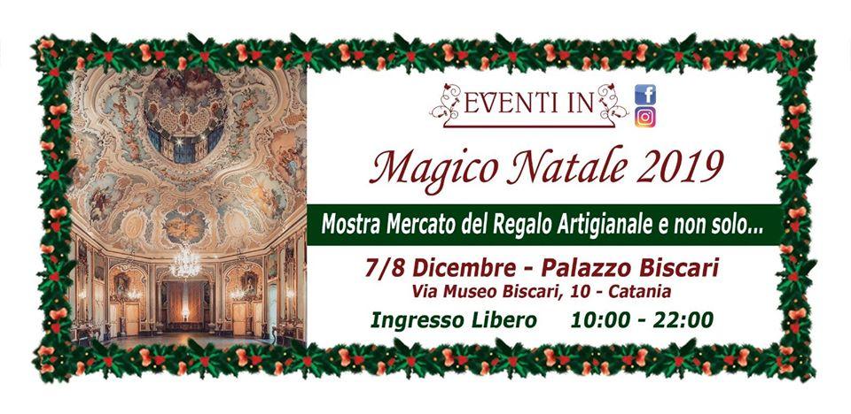 Magico Natale Al Palazzo Biscari