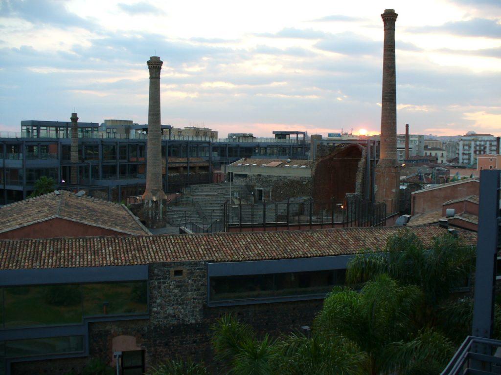 Centro Culturale Ciminiere di Catania