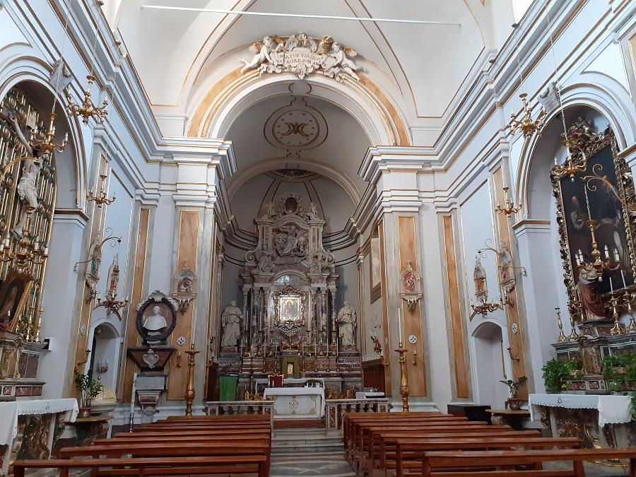 Chiesa Santa Maria dellAiuto - Foto di: Valentina Friscia