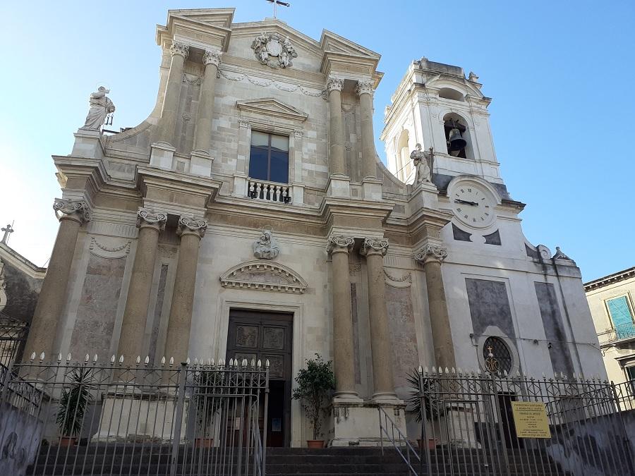 Chiesa Santa Maria dell'Aiuto - foto di: Valentina Friscia
