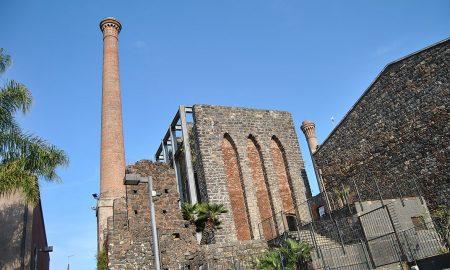 Ciminiere di Catania, di Archeo