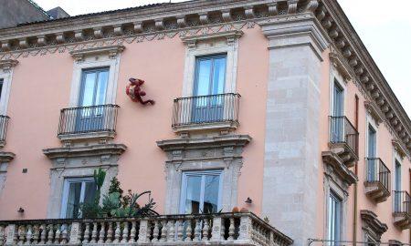 Spider Man A Catania