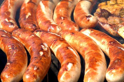 caliceddi: accompagnano le salsicce alla griglia
