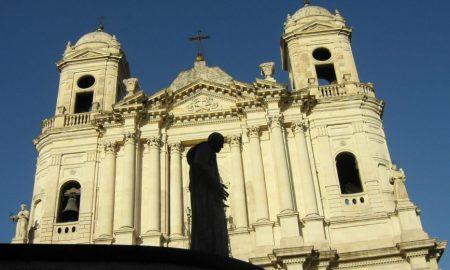 La Chiesa di San Francesco all'Immacolata, eretta per volere di Eleonora d'Angiò