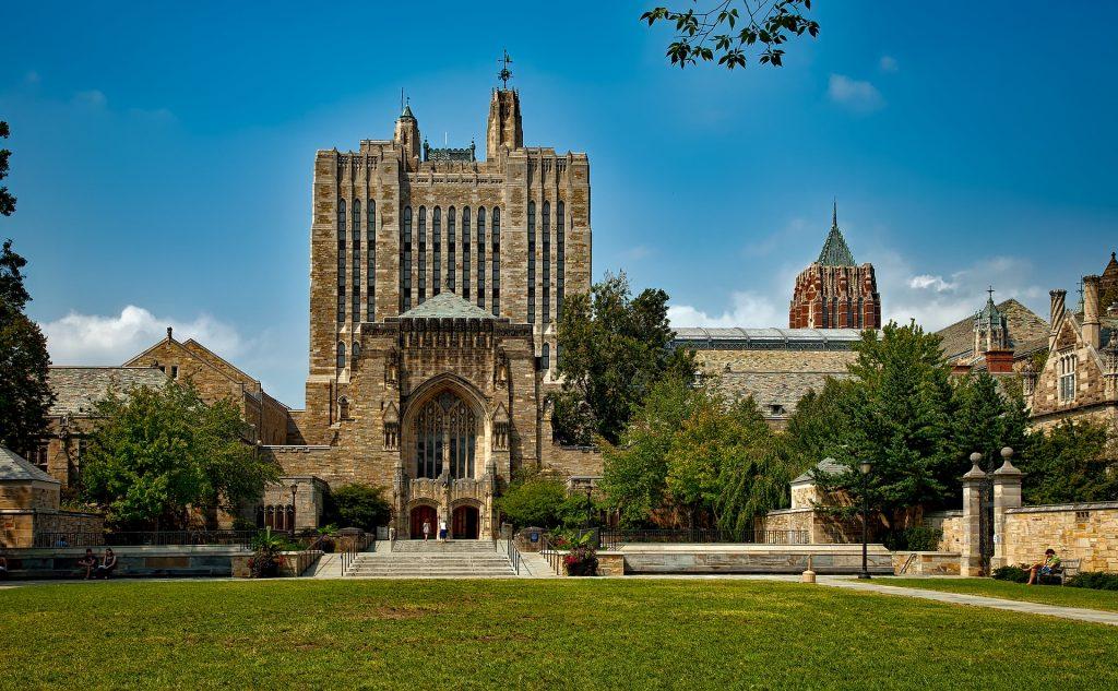 Yale University 1604158 1920