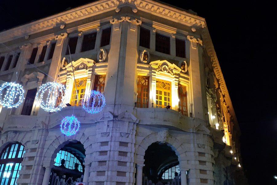 Architettura fascista - Palazzo Delle Poste a Catania. Foto di: Valentina Friscia