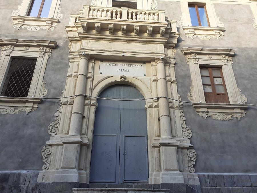 Collegio Dei Gesuiti - ingresso del Collegio dei Gesuiti. Foto di: Valentina Friscia