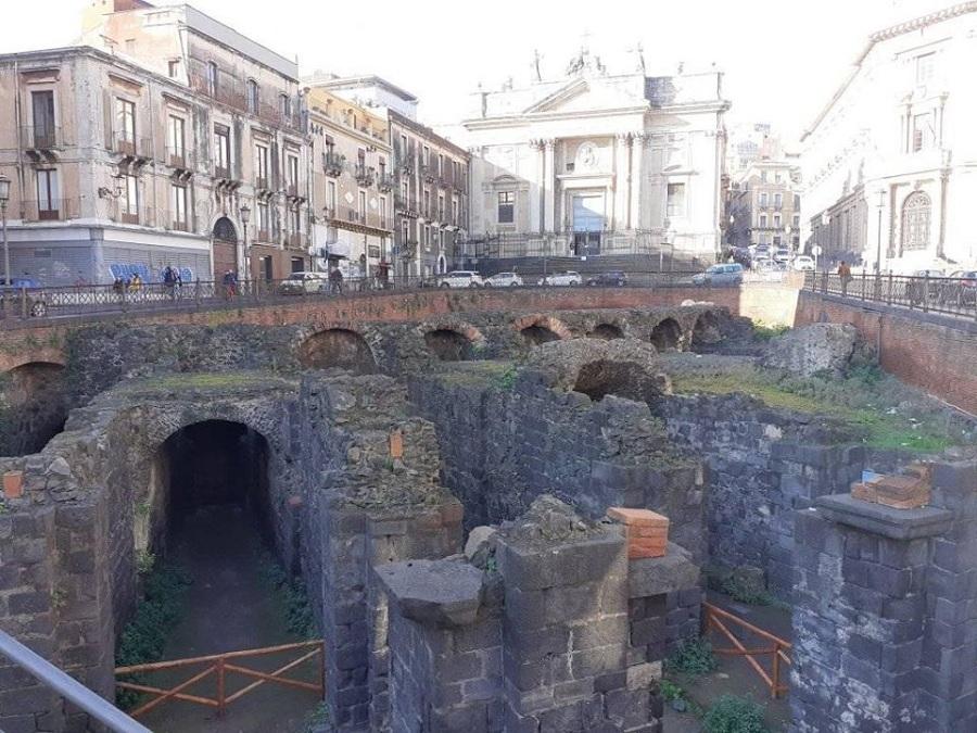 Anfiteatro di Catania