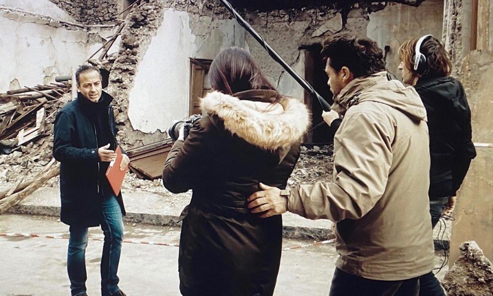 Riprese di Melior de Cinere Surgo, regia di Antonio Costantino