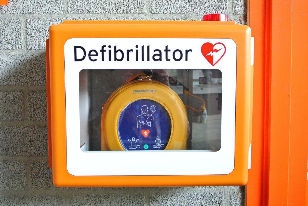 Il cuore di Raffaele - defibrillatore
