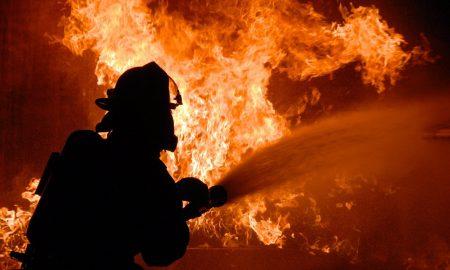 Candelora d'oro 2020 ai vigli del fuoco