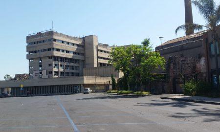 Cittadella giudiziaria - ex Palazzo delle Poste