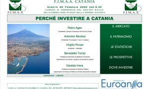 """Convegno """"perchè Investire A Catania"""""""