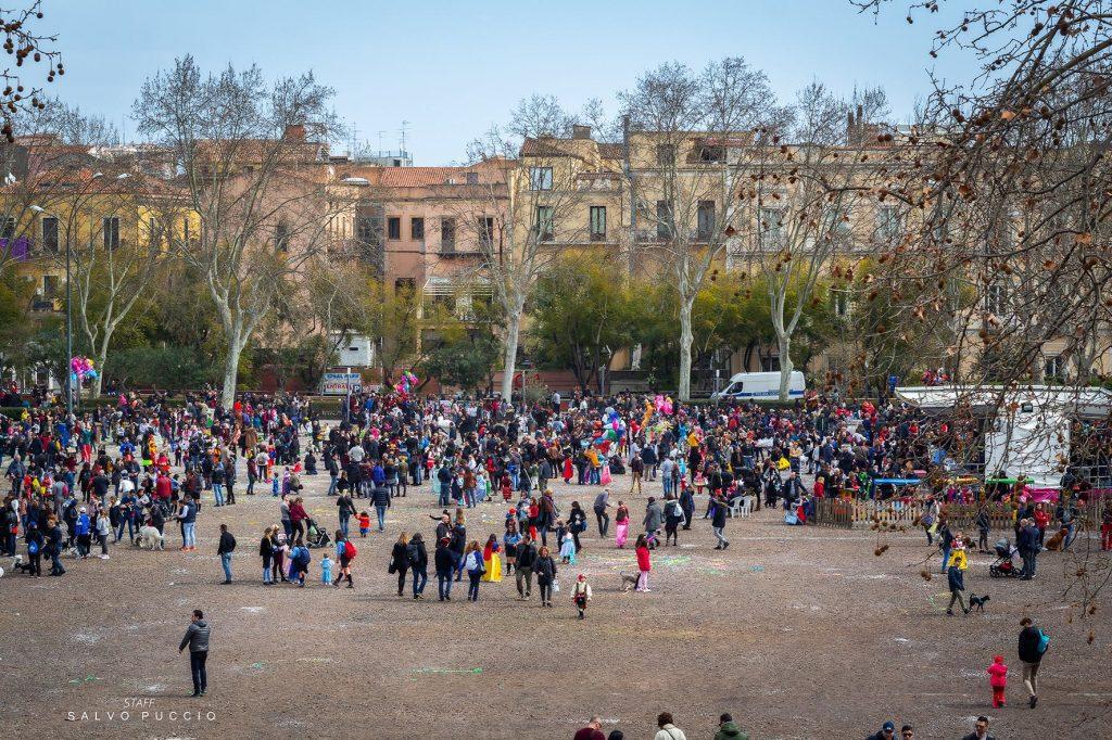 Salvo Puccio Carnevale Villa Bellini 2019 1