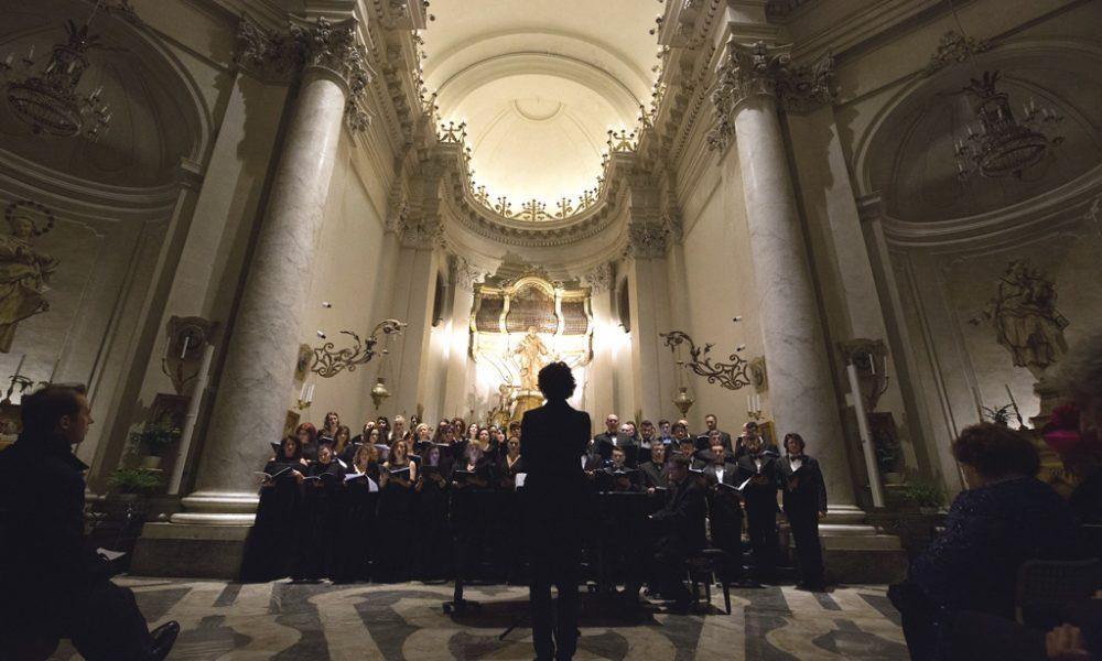 Coro Lirico Siciliano per il Grande Concerto Lirico, edizione 2018