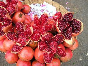 Melagrana dell'Etna - il frutto del Melograno