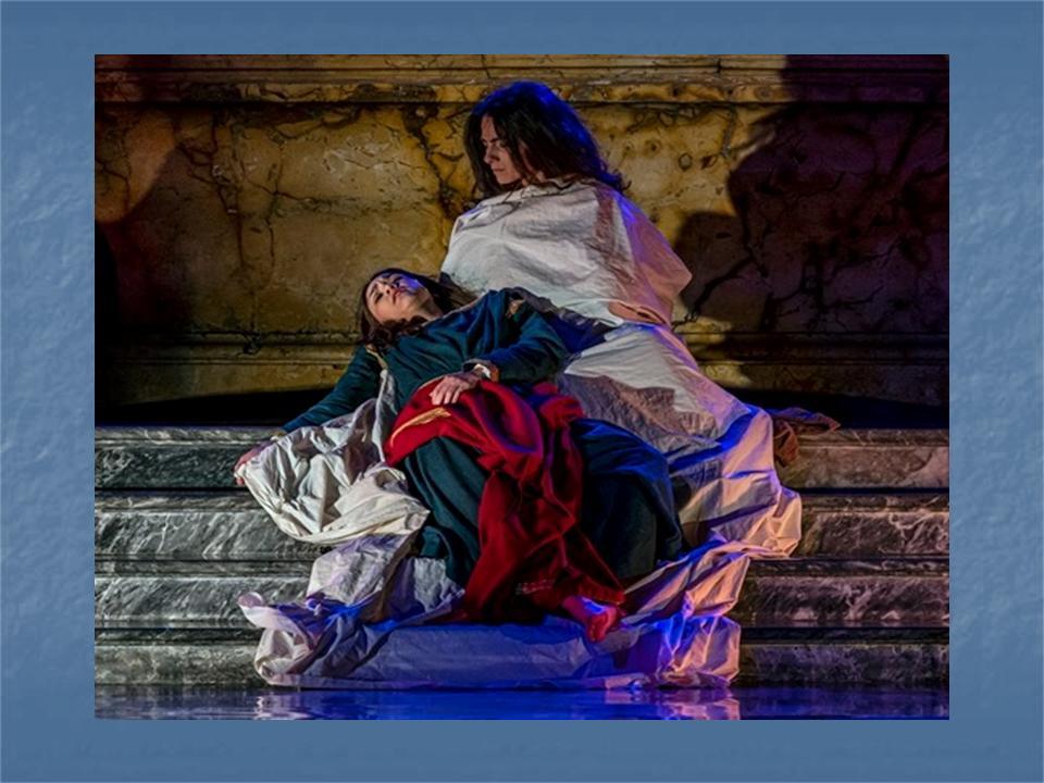 Festa di Sant'Agata 2020- Agata, la Santa Fanciulla