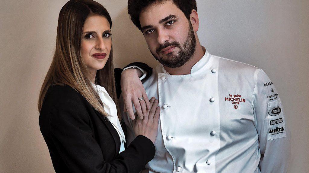 Roberta Cozzetto e Alessandro Ingiulla, fondatori di Sàpìo Restaurant