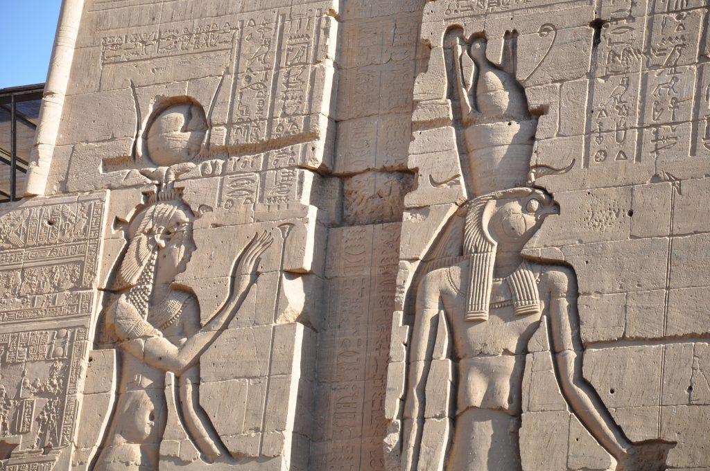 Egitto e Catania: la Dea Iside