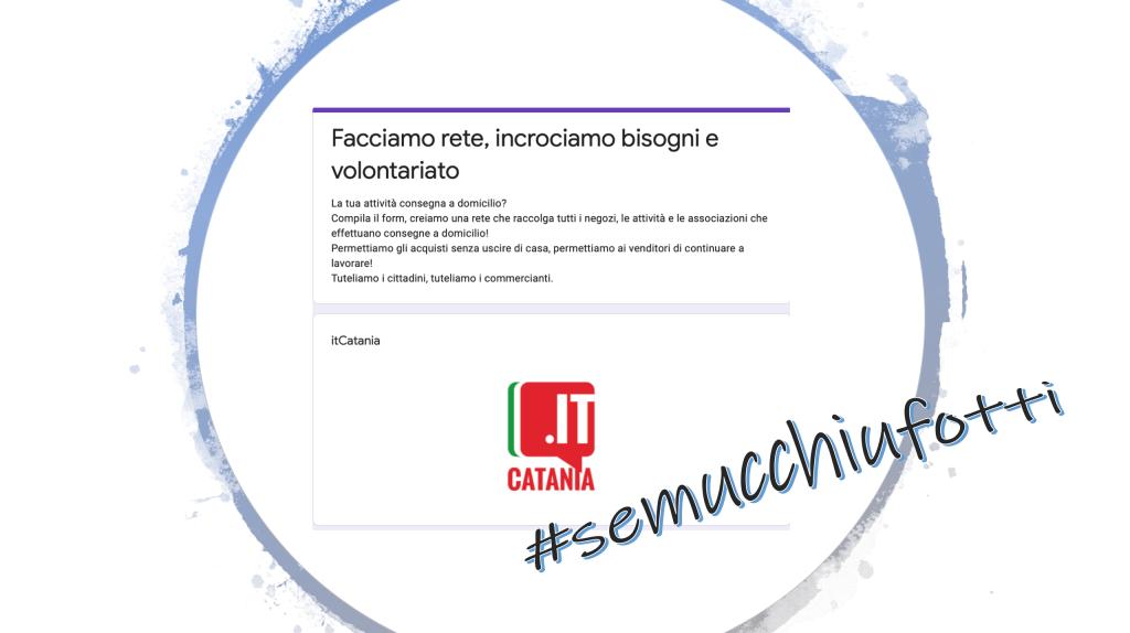 emergenza coronavirus a Catania: itCatania risponde così