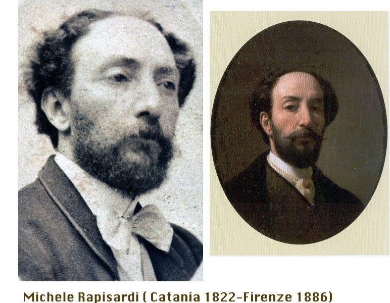 Pittore romantico, onirico sensuale, questo fu il catanese Michele Rapisardi