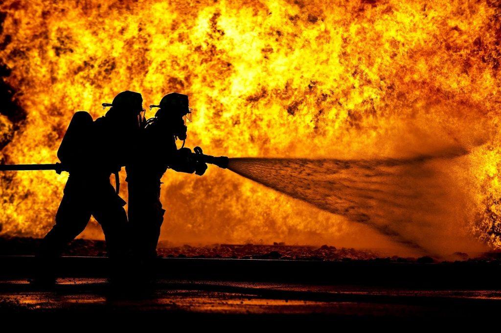 ricordare i vigili del fuoco per la festa del lavoro 2020